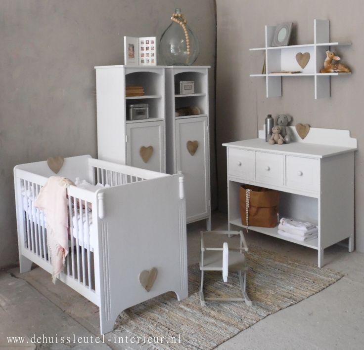 Babykamer te koop via www.dehuissleutel-interieur.nl