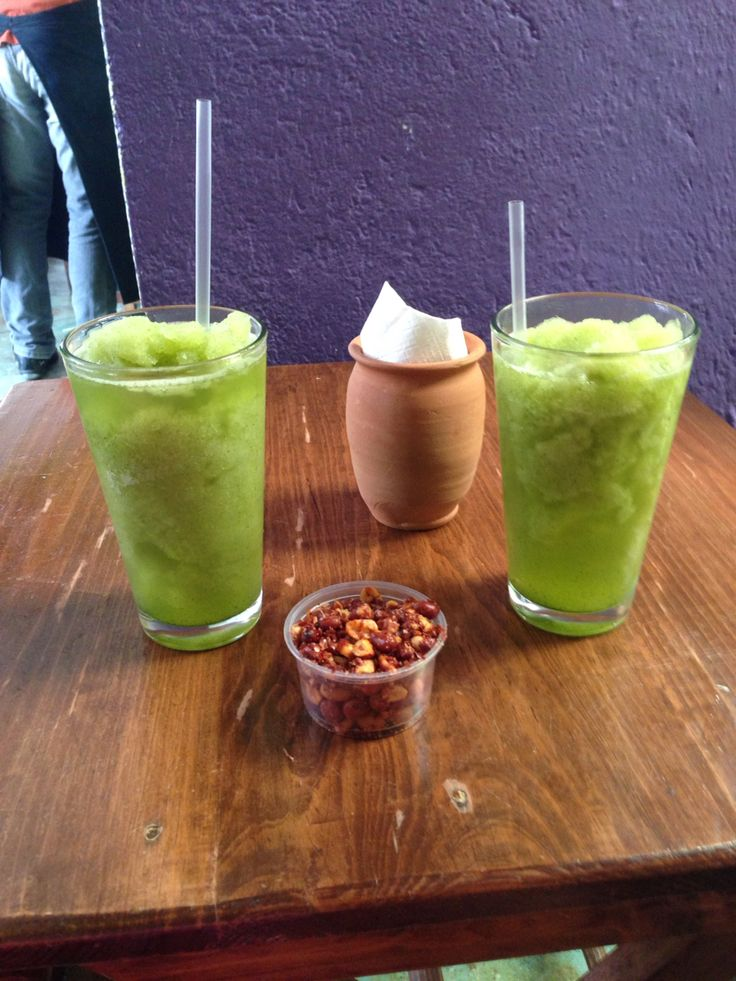 Miojitos in tepoztlan!!