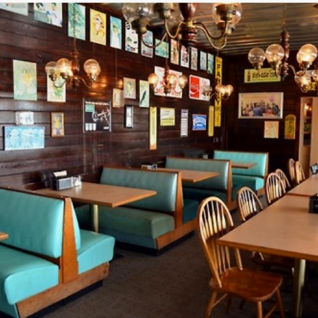 Best diner decor ideas on pinterest s