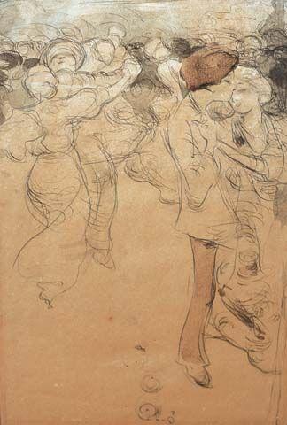 Ugo Valeri, Ballo popolare, (Preludio)