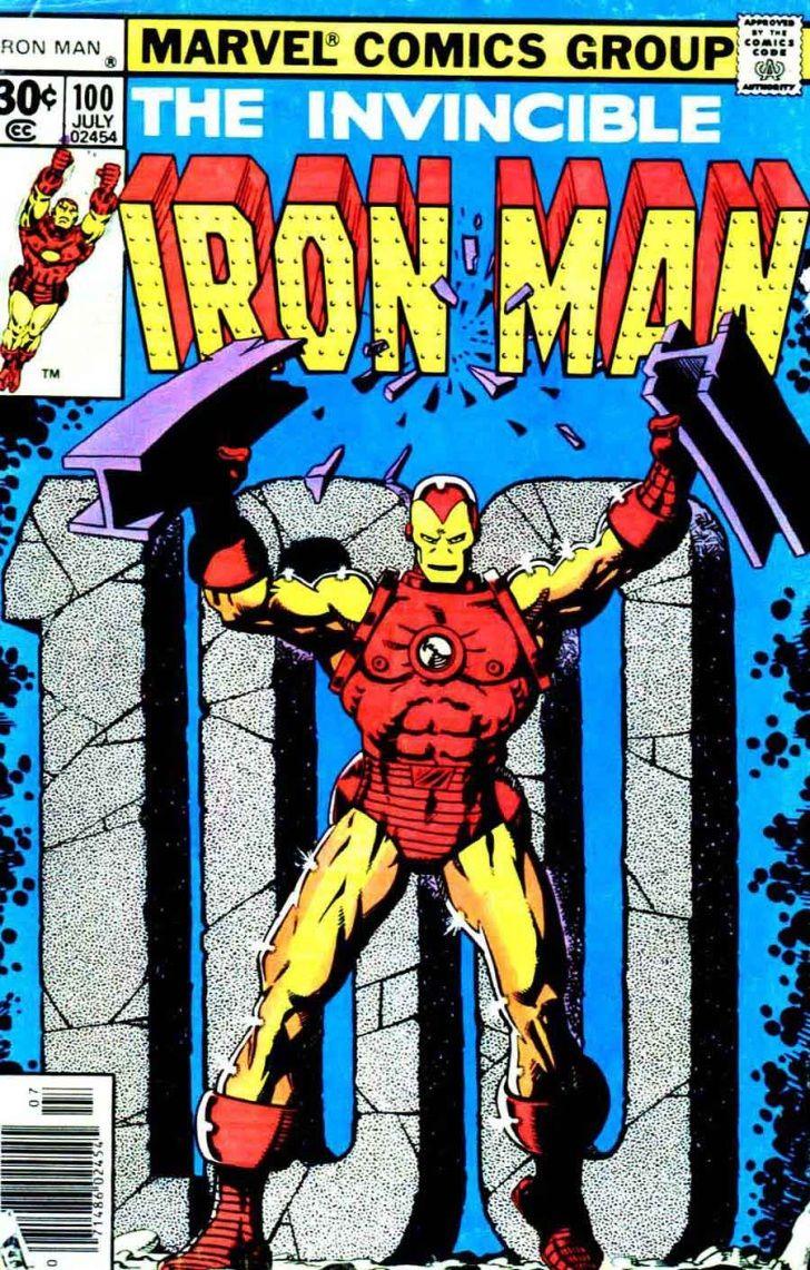 Iron Man retro comic book covers | 13DIGI stimulus ideas ...
