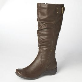 Hush Puppies® Fashion Boot With Buckle Detail - 5