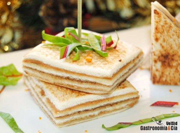 17 best images about aperitivos on pinterest sons foie for Canape foie gras