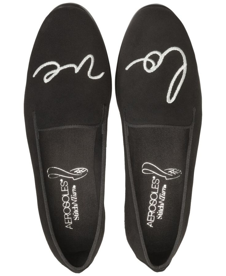Whether you fancy a gold embroidered crest or a trendy animal print, Aerosole's Betunia transforms a casual style into a pleasant surprise. A flexible rubber sole and a richly cushioned footbed provid