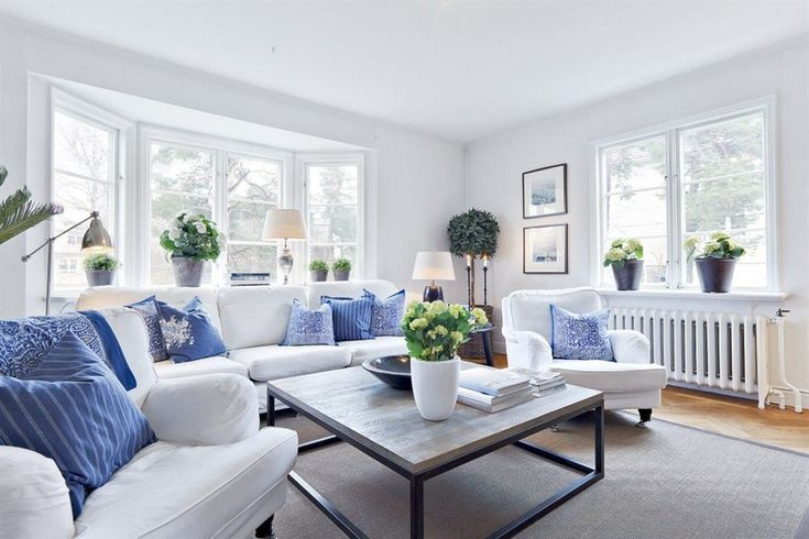 hampton homes interiors | Stockholm Vitt - Interior Design: White New England Charm II