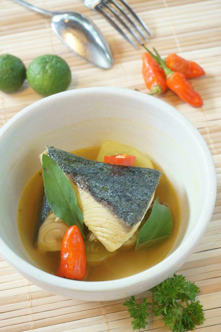 Garang Asem Be Pasih. Indonesian food. Photo by Hedwig Studio.
