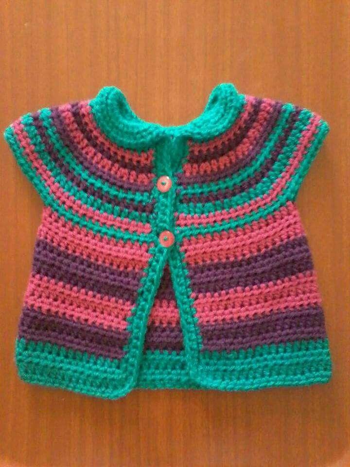 74 besten crochet niños Bilder auf Pinterest   Baby stricken ...