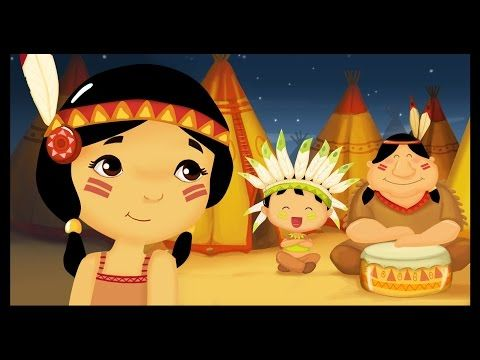 Ani couni chaouani - Comptines indiennes pour enfants - YouTube