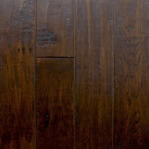 Millstead Handscraped Hickory Chestnut 3 4 In Thick X 4