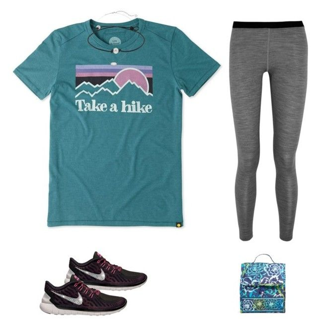 """""""OOTD"""" by avazumpano ❤ liked on Polyvore featuring Life is good, Mover, Kendra Scott and Vera Bradley"""
