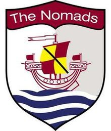 1946, Connah's Quay Nomads F.C. (Connah's Quay, Wales) #ConnahsQuayNomadsF.C. #ConnahsQuay #Wales (L9470)