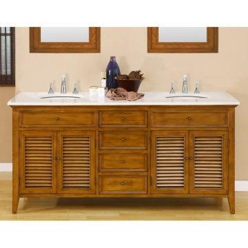 double bathroom vanity oak hayneedle