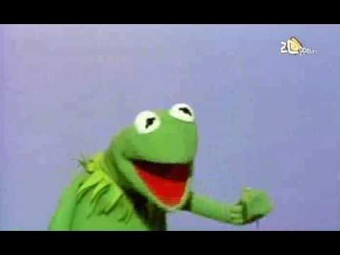 Sesamstraat - Kermit tekent een vierkant - YouTube