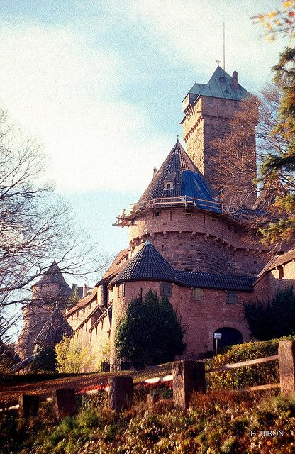 Haut-Koenigsbourg    Haut-Koenigsbourg (Alsace, France)