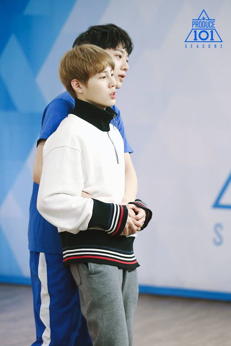 Guanlin & Sungwoon