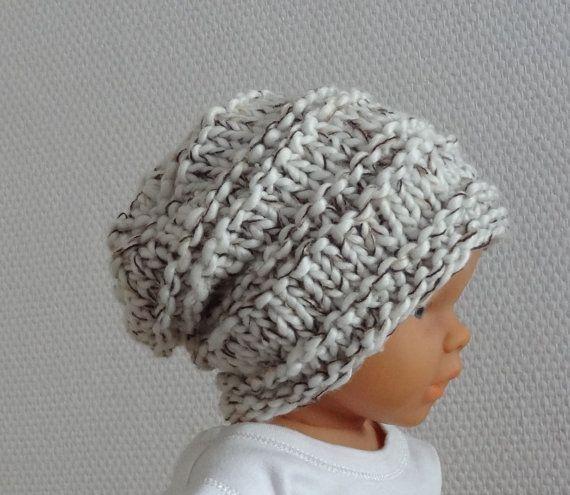 Baby winter hat Photo Prop Hat  Newborn Hipster Hat  by Ifonka, $15.00