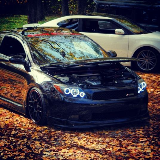 2009 Scion tC reminds me of mine