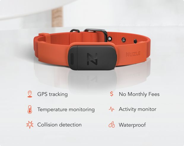The Smartest Pet Collar With No Fees | Crowdfunding is a democratic way to support the fundraising needs of your community. Make a contribution today!