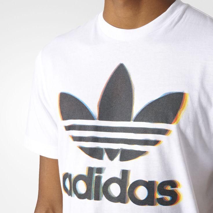 adidas - Футболка Trefoil Graphic
