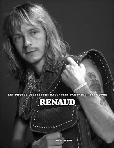 Les biographies, portaits, et ouvrages écrits sur Renaud