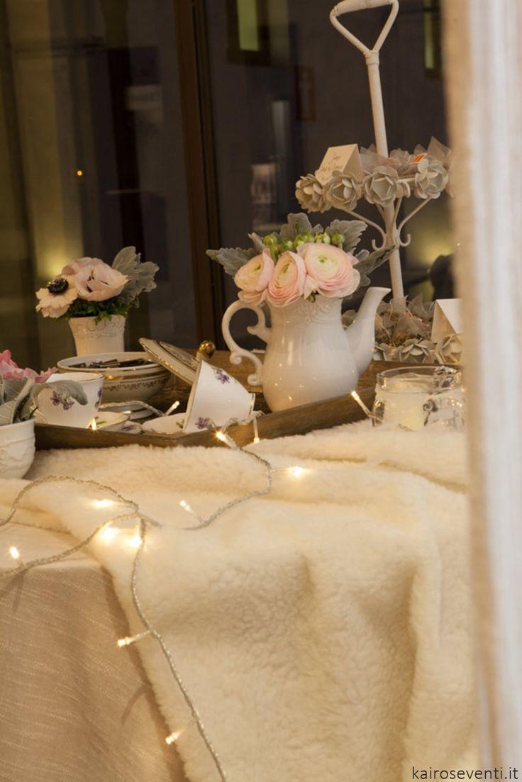 """L'angolo delle tisane    Wedding designer & planner Monia Re -www.moniare.com   Organizzazione e pianificazione Kairòs Eventi -www.kairoseventi.it   Foto """"SpringRainStudio di Roberto Ricci"""""""