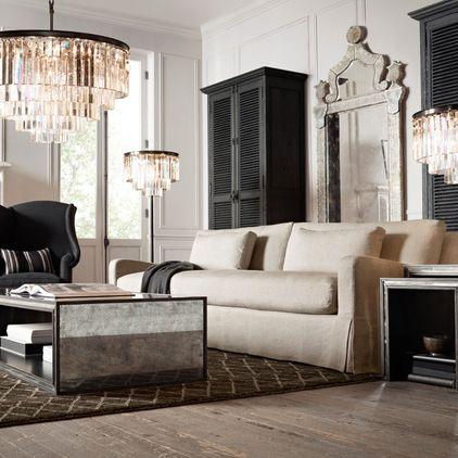1000 images about restorationhardware on pinterest - Restoration hardware living room ideas ...