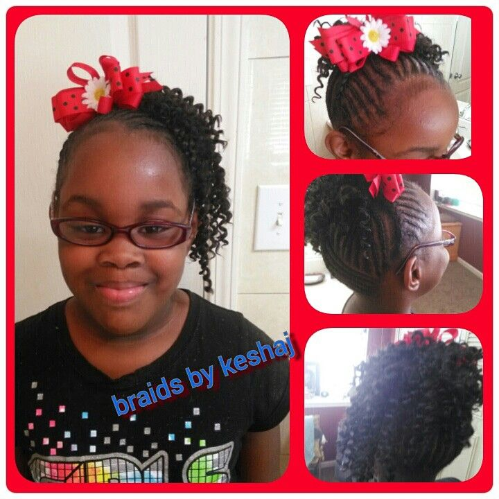 Crochet Braids Little Girl : 1000+ images about Crochet braids for little girls on Pinterest ...