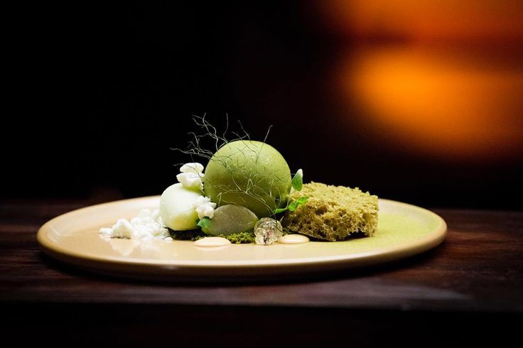 Moss by Reynold Poernomo my favourite #masterchefau contestant !! Like he's seriously the coolest