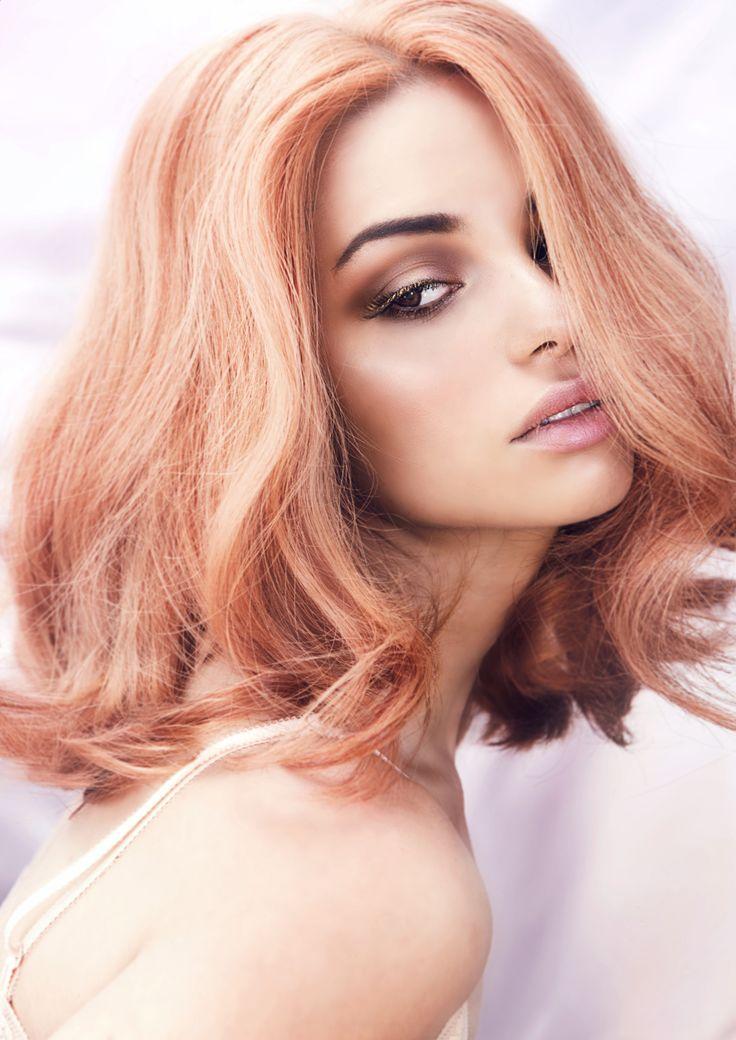 ¡Inspiración!   #Hair: Rokk Ebony  Visto en tupelu