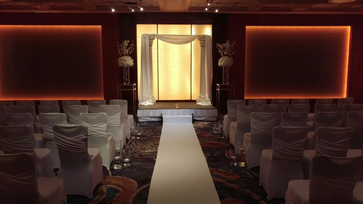 Hotel Bellevue ceremony