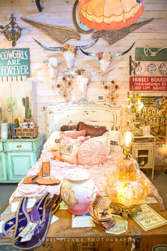 junk gypsy world headquarters store in round top, texas (photo april pizana)