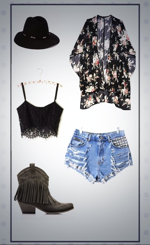 Outfit idea for Made In America festival this weekend using @Beverly LeFevre Turley app! Check it out! | http://fashionandjustice.blogspot.com/2013/08/music-festival-inspiration-and-bff-app.html?m=1