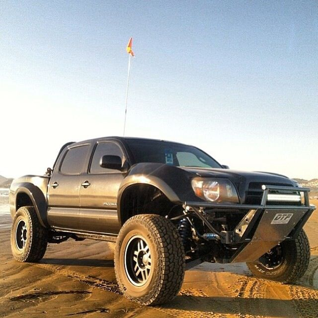 Toyota Tacoma long travel IFS   The Best Stuff In The ...