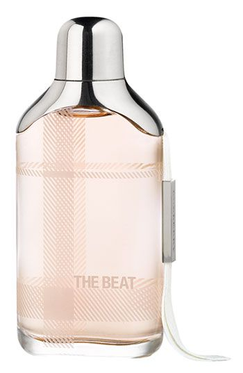 Burberry The Beat. Fruity but not girly and nice for work.  Available at the Bay.
