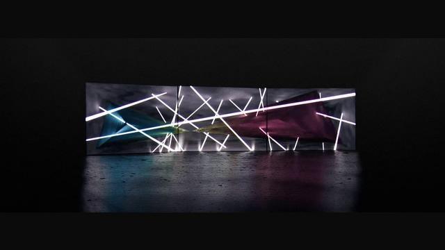 Optical Pyramid 003 - China international Gallery Exposition 2012 on Vimeo