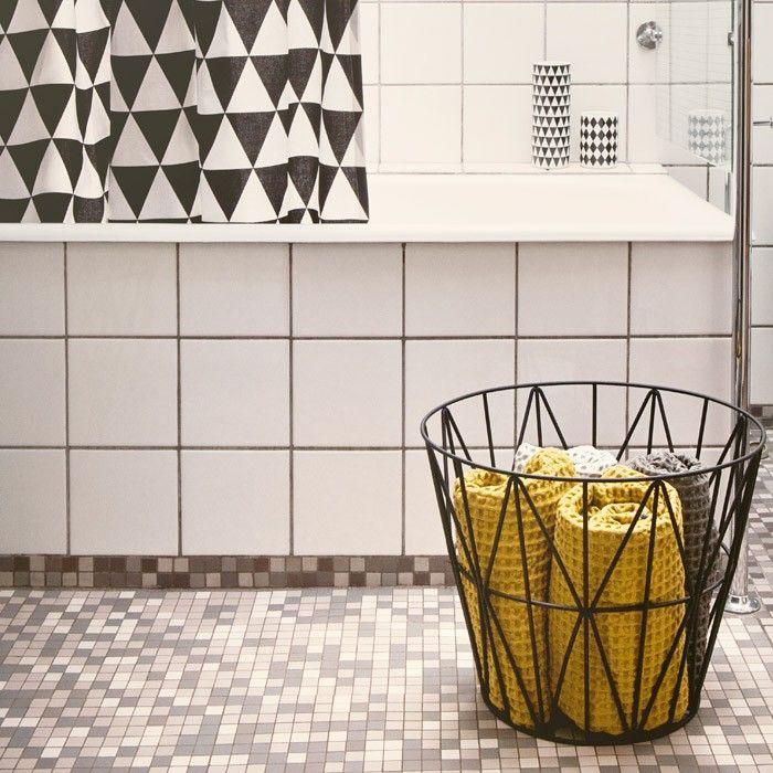 Ferm Living Wire Basket, Bathroom