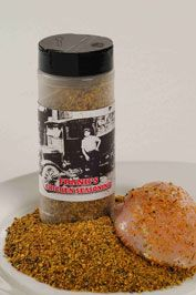Frank's chicken seasoning special blend of seasonings are specifically cultivated to bring out the flavor of poultry. Comes packaged in an 1...