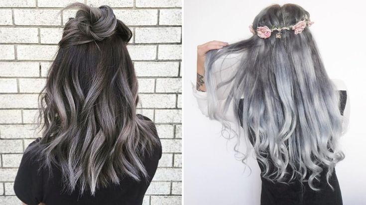 Pin on Haarfarben | Trends | Färbetechniken | Ideen