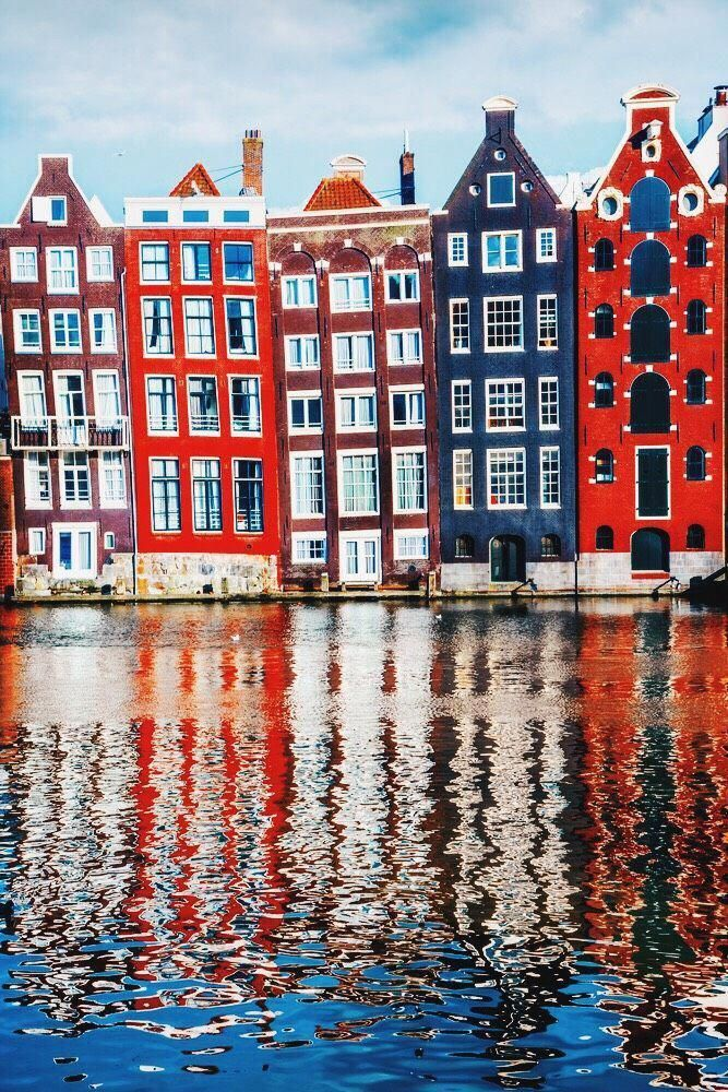 отлично дом в амстердаме в картинках активно