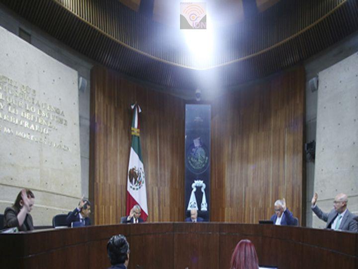 La Sala Superior del Tribunal Electoral del Poder Judicial de la Federación (TEPJF) hoy elegirá a su nuevo presidente, en sustitución del magistrado José Alejandro Luna Ramos.