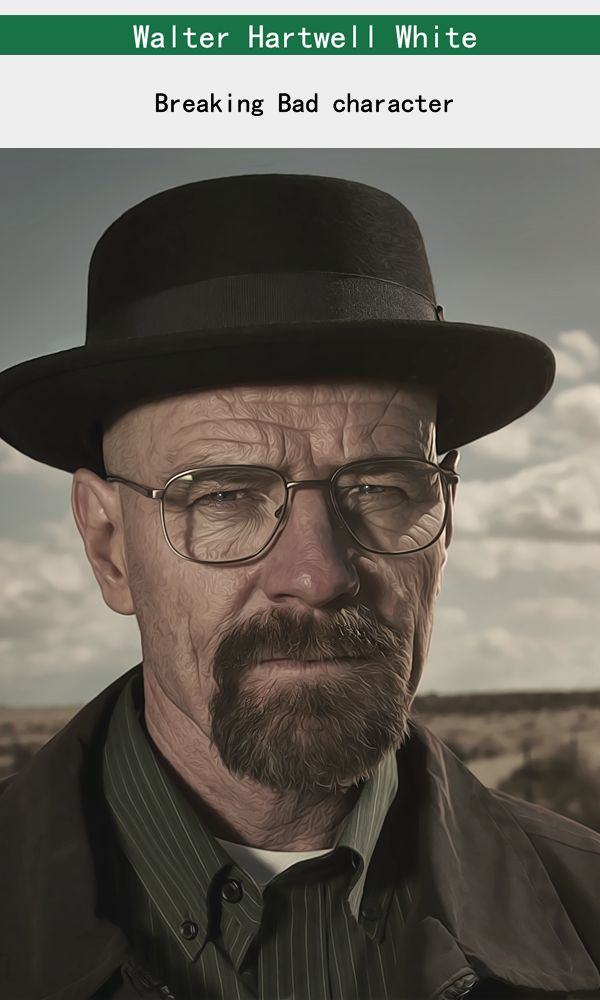 Bryan Cranston's Walter White To Malcolm's Dad Hal on Behance
