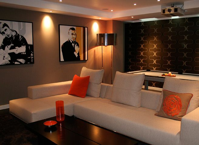 15 best images about basement lounge on pinterest space - Basement ideas for small spaces pict ...