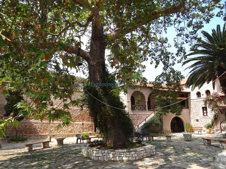 Ι.Μ. Λουκούς/Άστρος Βόρεια Κυνουρία Monastery of Lukus/Astros North Kinuria
