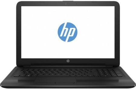 """HP HP 15-ay576ur (Intel Pentium N3710 1600 Mhz/15.6""""/1366x768/8192Mb/500Gb HDD/DVD нет/Intel® HD Graphics 405/WIFI/DOS (без ОС))  — 27990 руб. —  Этот недорогой ноутбук содержит все необходимое для решения любых повседневных задач. Он сочетает в себе мощность и гарантии качества от такого надежного производителя как HP.Надежная производительность. Благодаря новейшим процессорам Intel и емкому жесткому диску или твердотельному накопителю (на некоторых моделях) вы можете работать, играть…"""