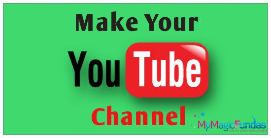 You can start YouTube channel like a professional.