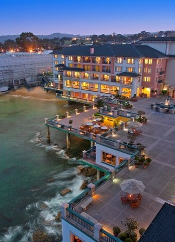 Cannery Row Monterey Ca Stayed At This Hotel