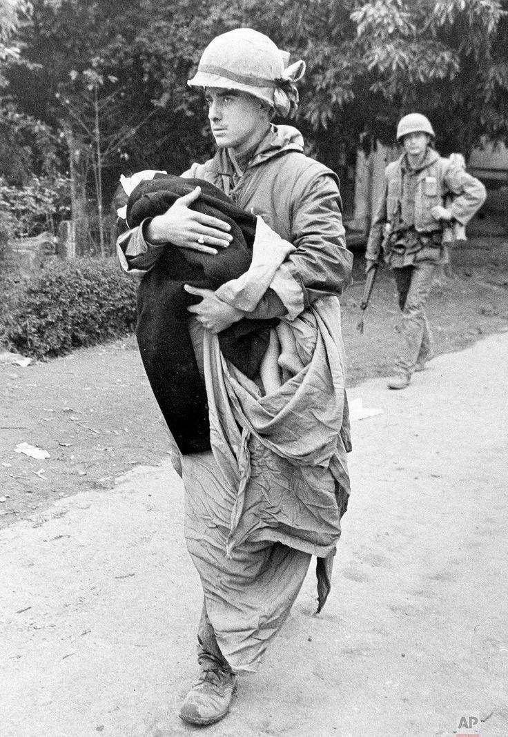 AP Was There Tet Offensive Vietnam war, Vietnam war