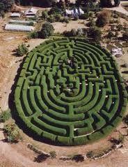 Labirintos reais - Labirintos