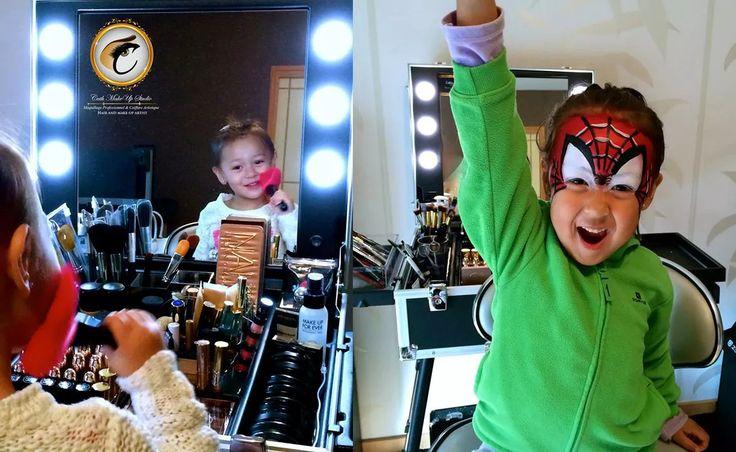 Cantoni cath make up case. http://www.cantonishop.it/blog/creiamo-un-mondo-pieno-di-colore-e-sorrisi/  #makeupcase #cathmakeup #cantonismiles #cantoniforkids