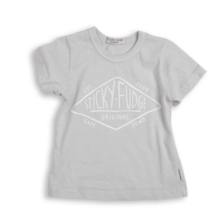 Tyler Tee Vapour - Clothing - boys - Baby Belle